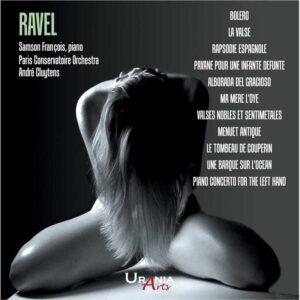 RAVEL 268 cover
