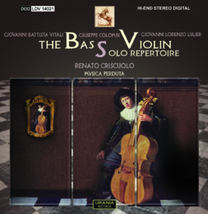 the bass violin solo repertoire
