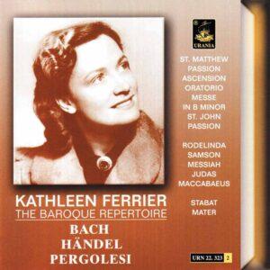 FERRIER 323 COVER