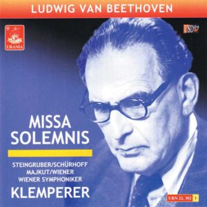MISSA SOLEMNIS 302 COVER