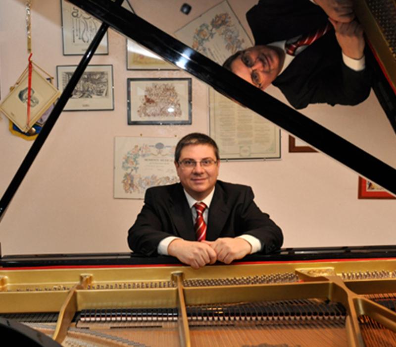 GIOIOSA MICHELE, PIANO