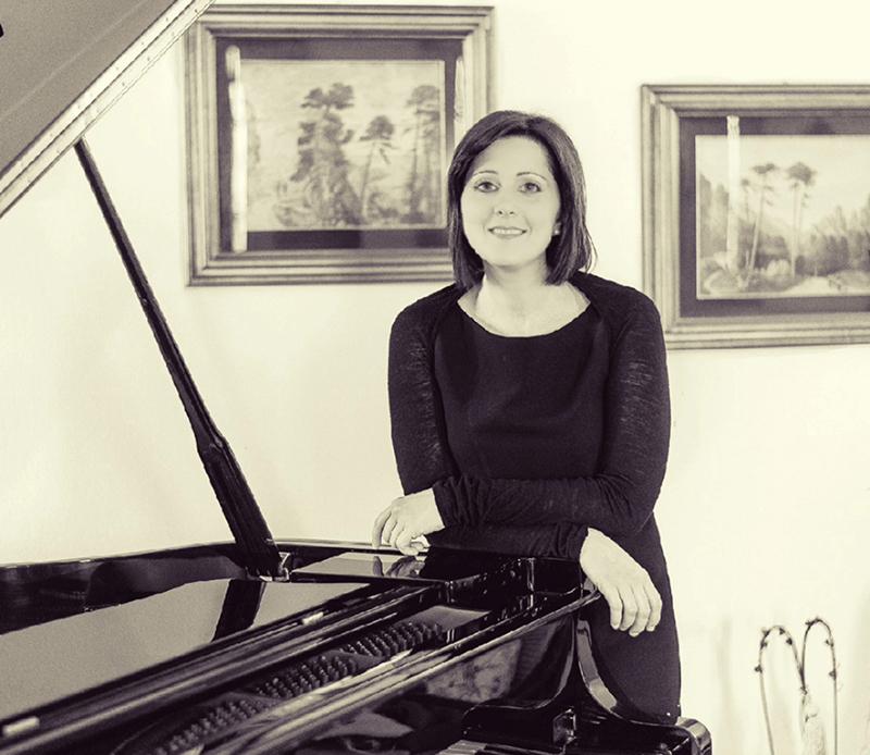 TIRINO ANGELA, PIANO